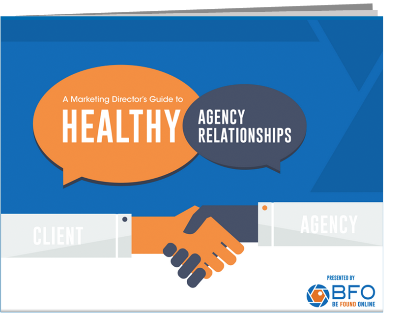Marketer's Guide to Healthy Agency Relationships